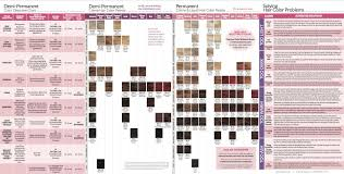 Image Result For Ion Demi Permanent Hair Color Chart In 2019