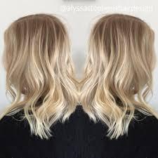 Platinum Hair Design Platinum Blonde Balayage Alyssa Stephens Hair Design