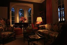 cozy living rooms. E.B. Morgan House: Beautiful And Cozy Living Room - Fireplace Not In Picture Rooms H