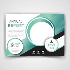 Green Brochure Front Cover Template For Free Download On Pngtree