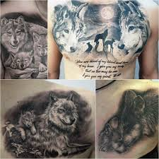 пин от пользователя Gafur на доске волки татуировки татуировка