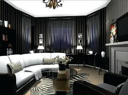 Masculine Interior Design Amazing Dark Furnishings And Moody Lighting Turn This Room Into A Brooding