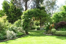 Small Picture Garden Designs For Large Gardens Home Design Ideas