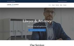 22 Best Wordpress Themes For Lawyers 2019