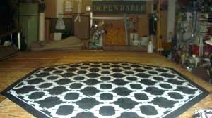 octagon rugs announcing octagonal bathroom area rug ideas at jc penneys jcpenney washable