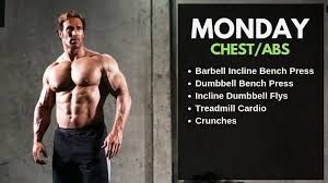 mike o hearn workout routine monday