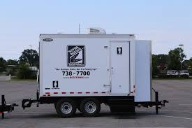 bathroom trailers. 12 Foot Restroom Trailer Bathroom Trailers