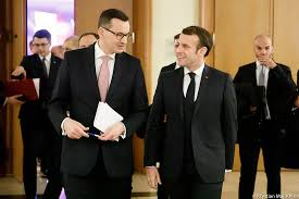 He previously served in the cabinet of prime minister beata szydło as deputy prime minister from 2015 to 2017, minister of finance from 2016 to 2018, and minister of development between 2015 and. Pm Morawiecki Macron S Visit Is A Breakthrough In Polish French Relations