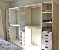 tower based master closet system ana