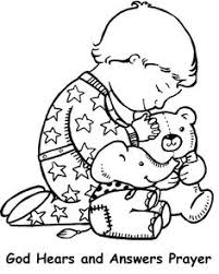Small Picture Coloring Pages Child Reading Bible Coloring Pages