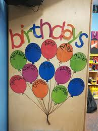 Top 20 Birthday Bulletin Boards Full Hd