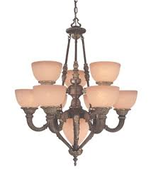 minka lavery camden 9 1 light chandelier in golden bronze 819 355 have to do