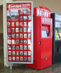 Rent A Dvd Vending Machine Mesmerizing Video Rental Shop Wikiwand
