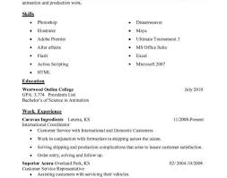 Make My Own Resume Create Well Designed Examples 13