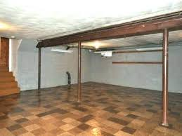 Basement Remodeling Ideas With Low Ceilings Low Ceiling Basement Cool Small Basement Remodel