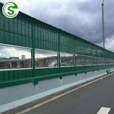 acoustic absorber noies barrier fences