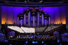 Tabernacle Atlanta Seating Chart 2019 Tabernacle Choir Christmas Concert