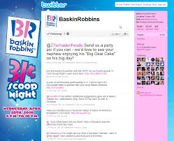 Baskin Robbins Job Application Free Resumes Tips