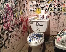 Top 10 worst New York City bar bathrooms