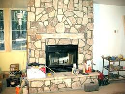 refacing fireplace with stone fireplace refacing fireplace refacing cost fireplace stone refacing ideas your design with