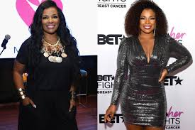 Syleena Johnson Shows Off 50-Pound Weight Loss Ahead Of Fitness Competition  | MadameNoire