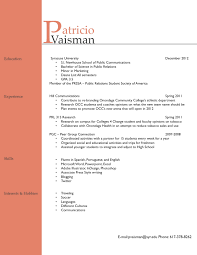 examples of resumes sample resume formats profile 87 marvelous job resume format examples of resumes