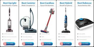 Dyson Suction Power Chart What Is The Best Vacuum Cleaner