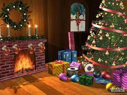 Christmas Scenes Best Free Wallpapers ...