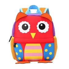 <b>Bag</b> - <b>3D</b> Owl Backpack for <b>Kids</b> – Bird Nerds Boutique