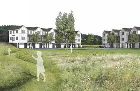 the portland planning board on tuesday unanimously approved over 120 units of housing on a 55