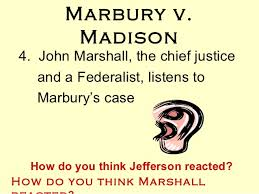 writing tips to marbury vs madison essay madison began on 1801 when a proponent william marbury was assigned as a magistrate in the