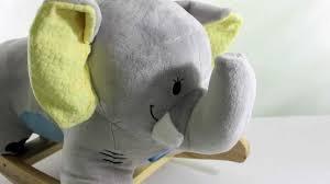 kidkraft elephant rocker 66106
