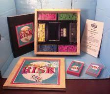 Risk Board Game Wooden Box risk board game wooden box eBay 15