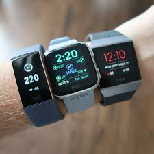 Fitbit Versa Vs Fitbit Ionic Vs Fitbit Charge 3 Ive Used