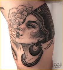 Nefertiti Tattoo 101 Images In Collection Page 1