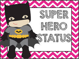 Batman Behavior Chart Zones Behavioral Chart Worksheets Teaching Resources Tpt