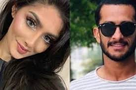 Image result for pak cricketer hasan ali marriage