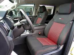 contemporary tundra seat covers lovely 2016 used toyota tundra trd pro at alm mall