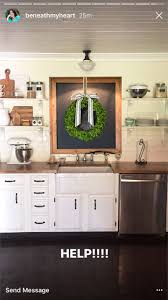 Decorating The Wall Above A Kitchen Sink With No Window The