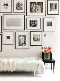 black and white combo frames