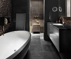 black bathroom. Perfect Black 19 JulA Black Hole Moody Bathroom Design Trends And C