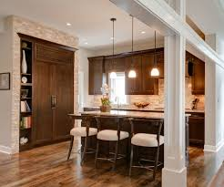 Arts And Crafts Kitchen Lighting Hickory Wood Floors Kitchen Craftsman With Arts Crafts