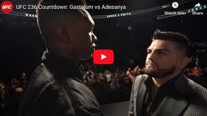 Israel adesanya part 5 1,339 views. Kelvin Gastelum Vs Israel Adesanya Full Fight Video Preview For Ufc 236 Co Main Event News Break