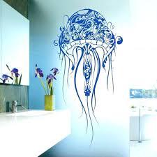 jellyfish wall art jellyfish wall art beautiful x large jellyfish bathroom vinyl wall decals art stickers via jellyfish photography jellyfish wall art