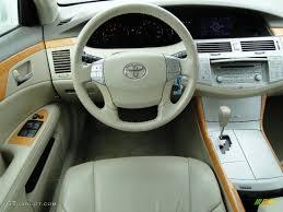 2005 Toyota Avalon XLS Ivory Dashboard Photo #68366191 | GTCarLot.com