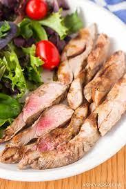 2 ing grilled pork tenderloin