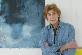 helen frankenthaler abstract painter who shaped a movement s at 83