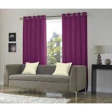 Lush Decor Lake Como Curtains Plum Purple Curtains Curtain Blog