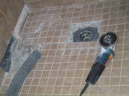 how to repair leaking tile shower floor unique greatest installing tile shower pan how to repair