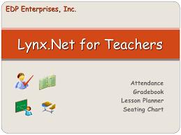 Attendance Gradebook Lesson Planner Seating Chart Lynx Net